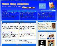 Screenshot - Meine Blog Gedanken