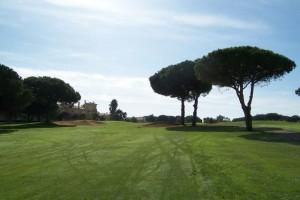 Novo Sancti Petri - Golfplatz