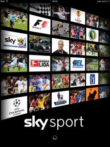 Sky Sport App