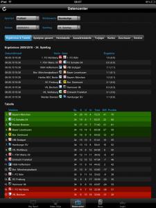 Sky Sport App - Datacenter