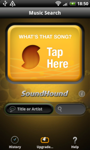 SoundHound - Android Version