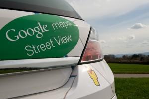 Google Street View (Quelle: Google Presseseite)