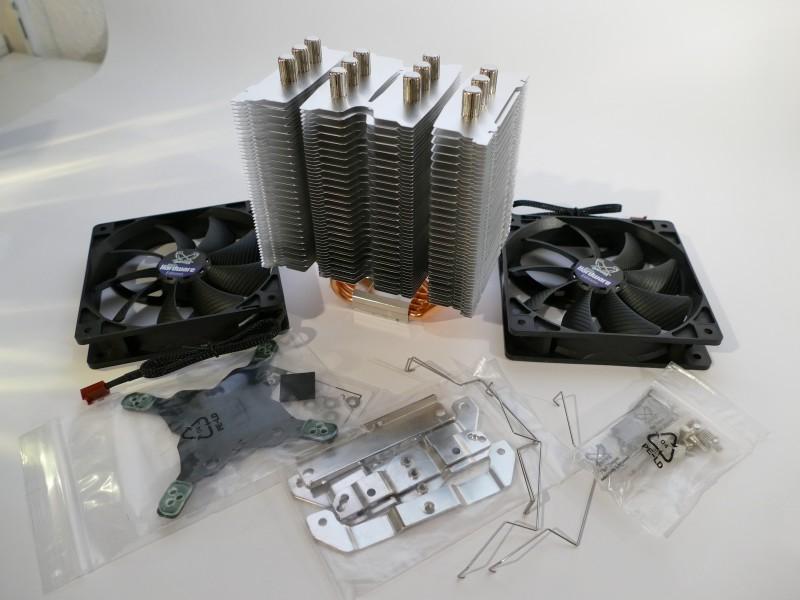PC Eigenbau: Die Bauteile für den CPU Kühler1