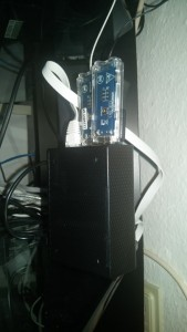 Meine FHEM Zentrale auf dem Raspberry